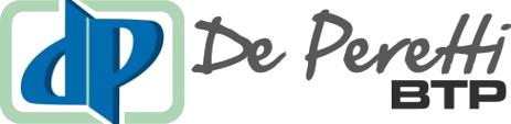 SARL De Peretti BTP Corse construction logo